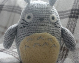 Made to order Crochet Totoro
