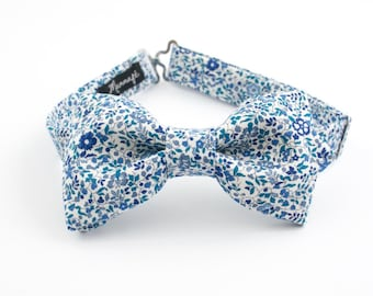 Bow tie in Liberty flourished, pre-noue and adjustable