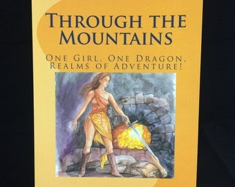New Adult Fantasy Book: Through the Mountains