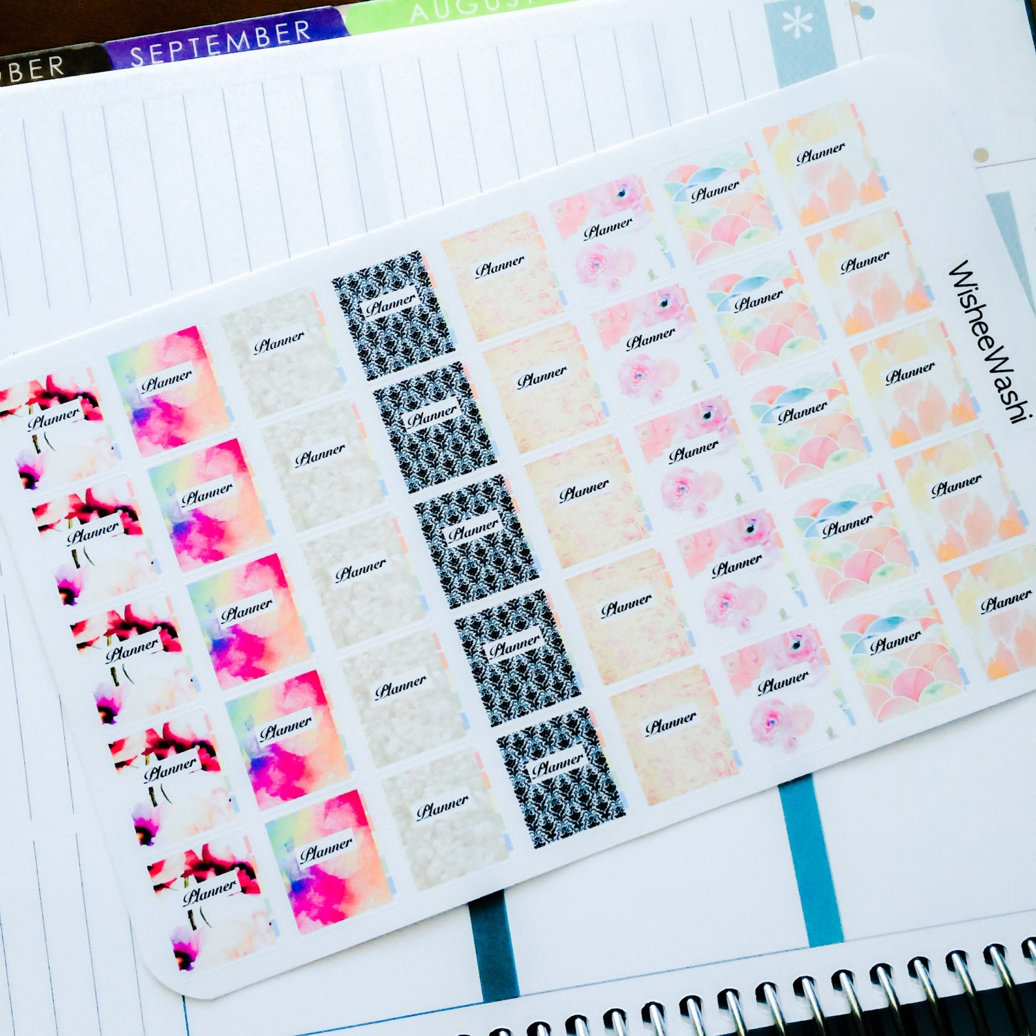 Planner stickers plan with me stickers weekly planning for Online planner free