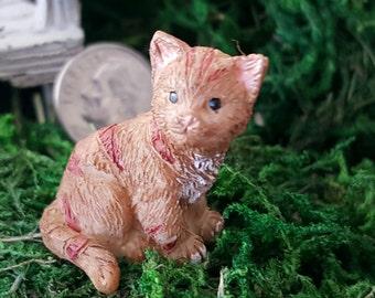 Miniature  Kitten (Buttercup)