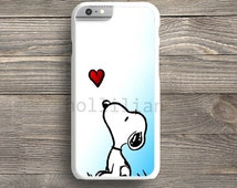 snoopy love heart case for Samsung galaxy case,iPhone 4s 5s 6s 6 plus cases,HTC M7/M8 case, sony Xperia Z3 Case, Nexus Case, LG G3 Case