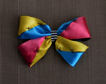 Disney Inspired Sally Hair Bow