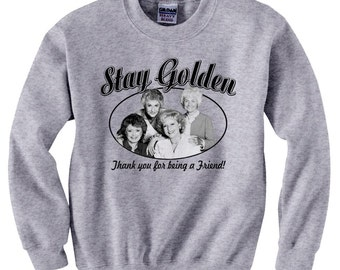 Stay golden   Etsy