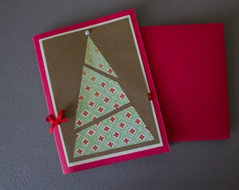 Choppy Christmas Tree
