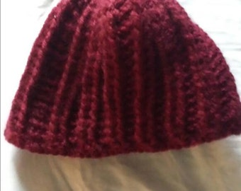 Baby Ribbed Hat