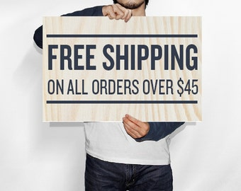 Coupon Code FREE SHIPPING