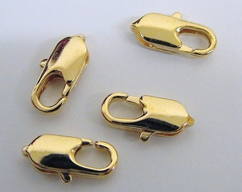 5x10mm Lobster Clasp Gold Filled, GF0102