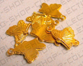 Butterfly Charms Animals