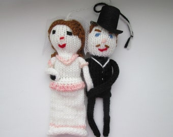 Bride and groom - the two of us!