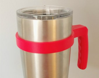 STRONGEST YETI Handle for 20oz Rambler Tumbler, Multiple Colors Available