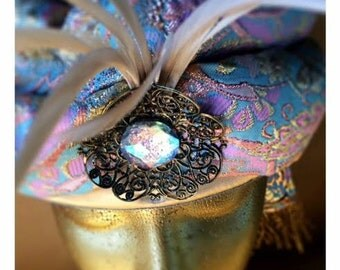 Whirling Turkish Turban! Dazzling Mists