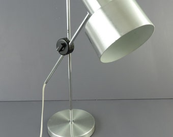 French Vintage Desk Lamp / Vintage Articulated Desk Lamp / Industrial Design 70's Desk Lamp