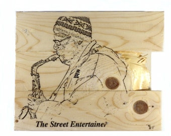 The Street Entertainer 2