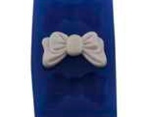 Small Silicone Bow Mold x3