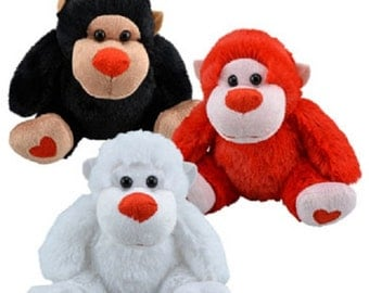 Personalized Valentines' Day Gorilla