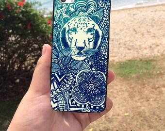 Phone case- Tiger