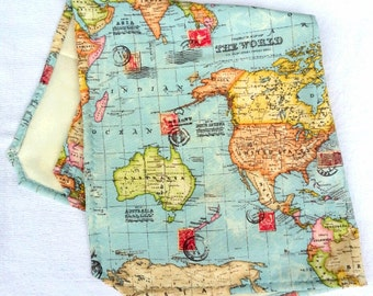 Map blanket etsy world map baby blanket welcome to the world hello to the world travel blanket baby blanket gumiabroncs Image collections