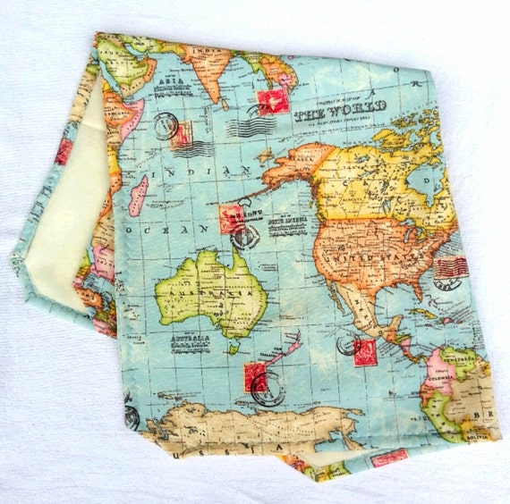 World Map Baby Blanket Welcome To The World Hello To The - World map blanket