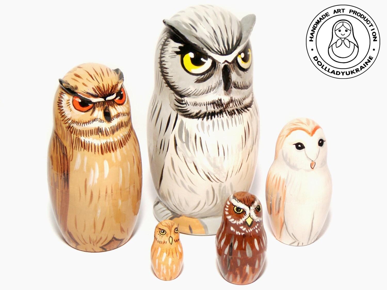 Owl Bedroom Decor Kids Owl Decor Etsy