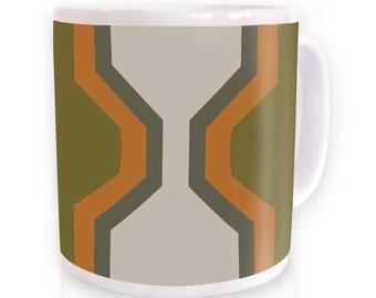 Geo Angular standard mug