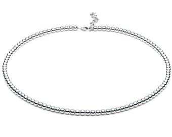 Ball chain • small • silver