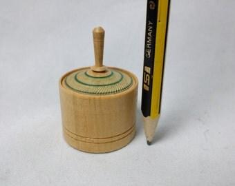 Boxwood dreidel box