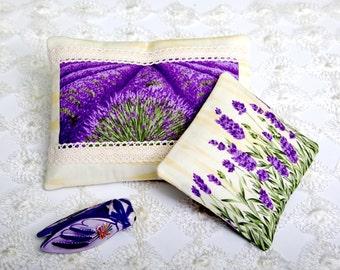 Lavender Mini Pillow