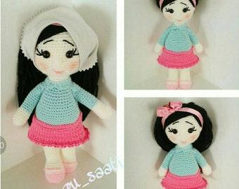 Amigurumi toys, Baby handmade Doll, Crochet doll,  Crochet toys, amigurumi Crochet toys, Handmade toys, healty toys, Birthday Gift, toys
