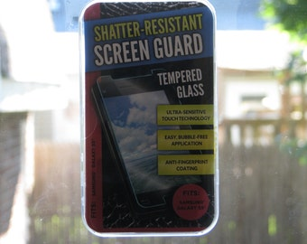 New Tempered Glass Screen Protector For Samsung Galaxy S5