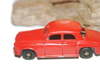 Made In England Squad Car Rover 105 Rovermatic NO 60, Vintage Toy Cars, Vintage Toys, Gift for Him, Dinky Toys, Dinky Car