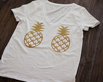 Pineapples Tee