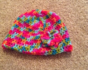 Rainbow Hat Toddler
