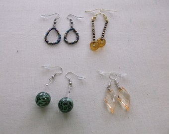 Handmade Dangle Earrings