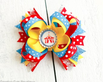 Circus Tent Bow