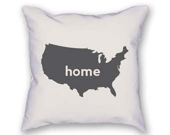 America Home Pillow