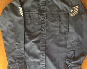 Air Force bdu shirt