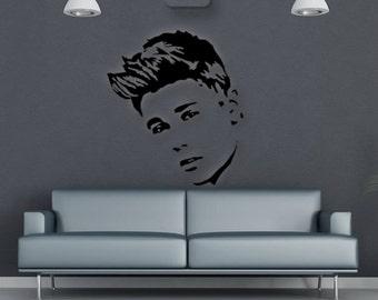 justin bieber vinyl etsy. Black Bedroom Furniture Sets. Home Design Ideas