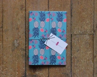 Printed Notebook Set
