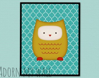20% OFF Owl nursery print, owl nursery, owl nursery art, nursery decor, nursery art, owl nursery decor, owl nursery print, owl decor, owl