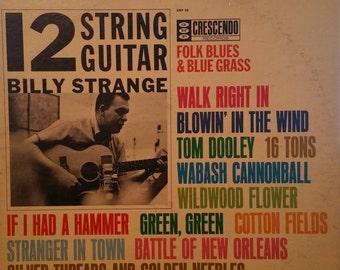 Funky 12 String Guitar by Billy Strange - 12 Folk Song Instrumentals