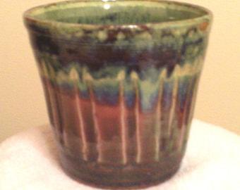 What Not Pot, Wheel-thrown Vase, Arkansas Handmade Pottery