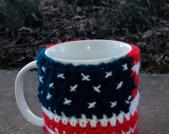 Custom Single Coffee Cup Cozy