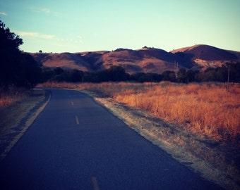 "Insta-Print 23: Golden Hills of California  5""x5"""