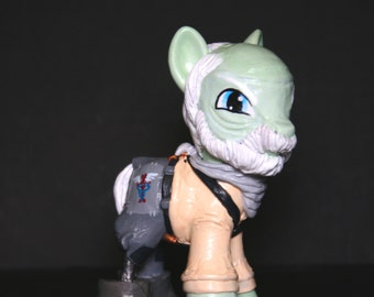 Hershel Greene, Custom My Little Pony