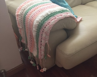 Rectangular blanket / bed