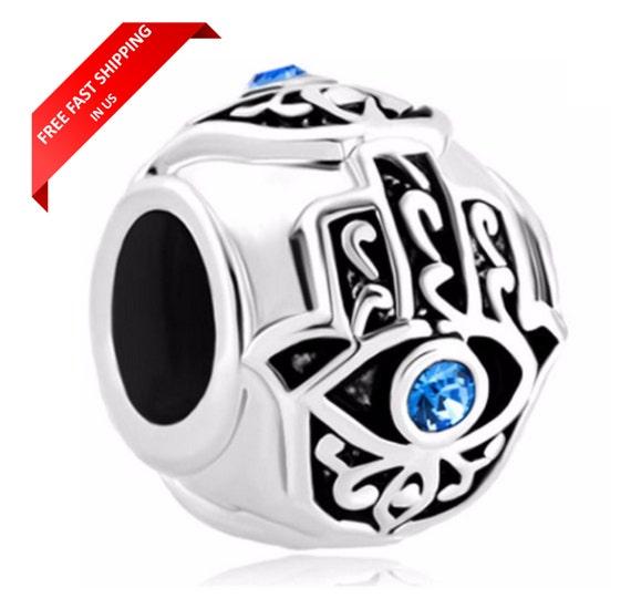 Evil Eye Hamsa Watchful Eye Charm Protection Charm By