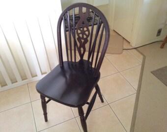 Period wooden chair