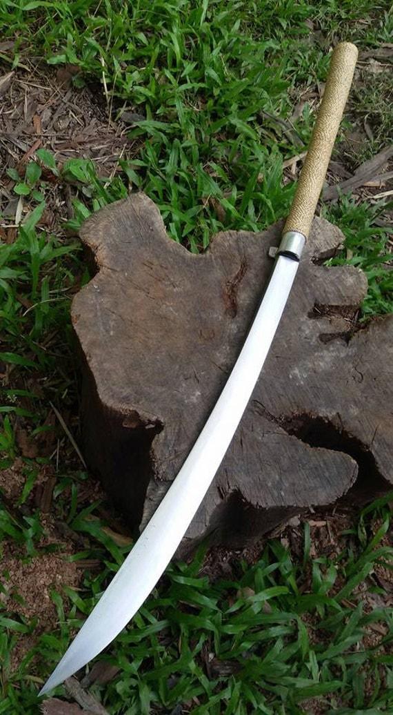 Handmade Thai Jungle Sword Custom Sword Handmade In