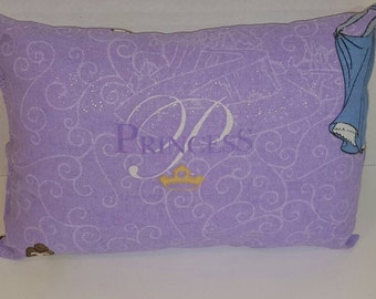 Disney Princess Purple Pillow for American Girl & Friends